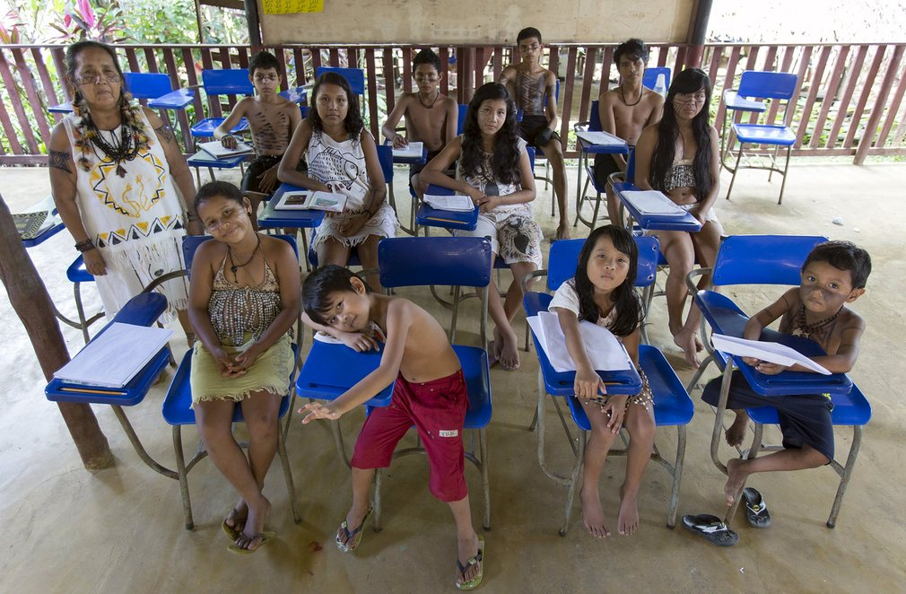 School brazil