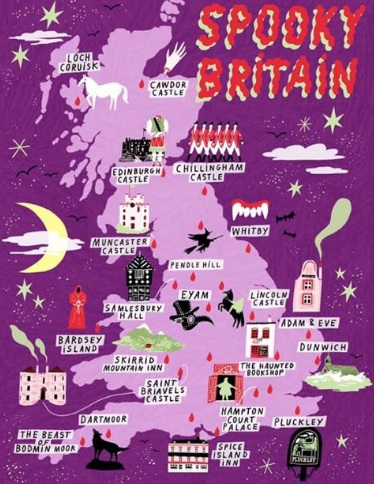 Spooky britain